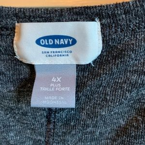Old Navy Tops - Old Navy. 4x relaxed fit Henley.